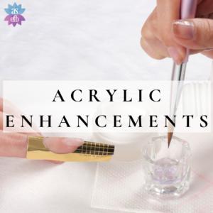 Arcylic Enhancements